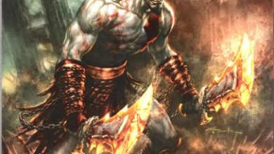 Photo of Ambrósia de Ascalépio e Kratos nas HQs!