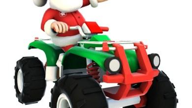 Photo of Dica: Papai Noel invade Joe Danger SE! (Free)