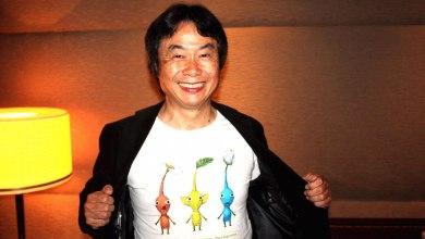 Foto de Miyamoto quer voltar a criar novas criaturas!