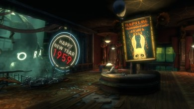 Photo of Wallpaper do dia: BioShock!