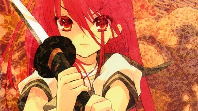 Photo of Wallpaper do dia: Shakugan no Shana!
