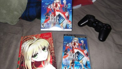 Photo of Dia de correio: Fate/EXTRA LE!