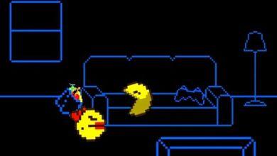 Foto de Dorkly Bits: Quando Pac-Man conhece Skyrim!