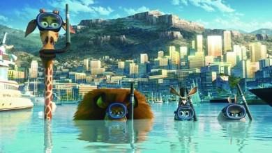 Foto de Wallpaper do dia: Madagascar 3!