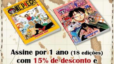 Photo of Já fez a assinatura de One Piece?