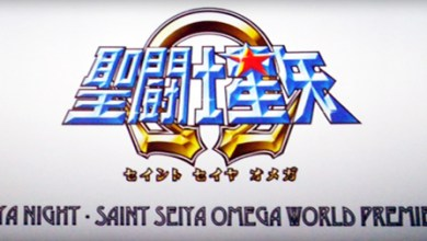 Photo of Saint Seiya Ômega – World Premiere – Eu fui!