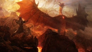 Foto de Wallpaper do dia: Dragon's Dogma!