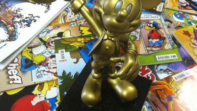 Photo of E o troféu Mickey Dourado vai para…