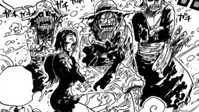 Photo of Conversa de Mangá: One Piece 661 – The Lake of Bandits