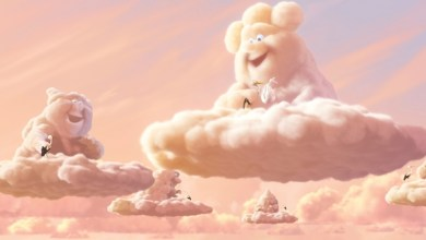 Photo of Wallpaper do dia: Partly Cloudy!
