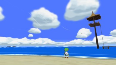 Foto de Wallpaper do dia: Zelda Wind Waker!