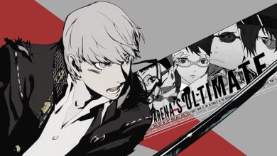 Photo of Wallpaper do dia: Persona 4 Arena!