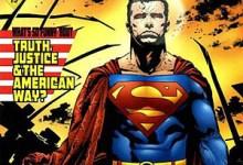 Foto de Superman contra A Elite