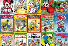 Photo of Quadrinhos Disney (jun/12): capas & destaques