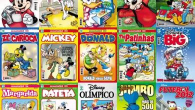 Foto de Quadrinhos Disney (jun/12): capas & destaques