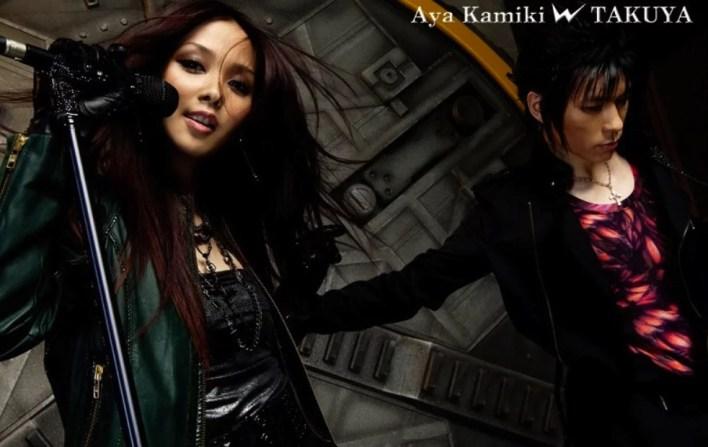 Aya Kamiki Kamen Rider