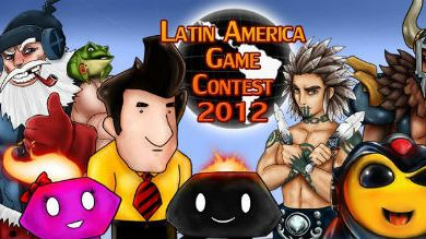 Photo of Square Enix Latin America Game Contest 2012!