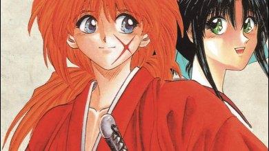 Photo of Rurouni Kenshin da JBC, recomendando o mangá
