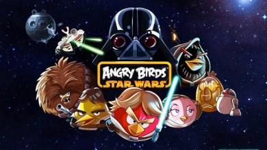 Foto de Angry Birds Star Wars, que a Força esteja com os pássaros!