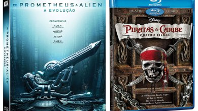 Photo of Dica: BDs completos de Alien e Jack Sparrow!