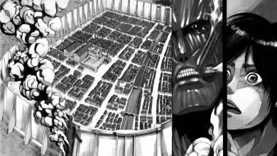 Foto de Reflexão sobre o mangá de Shingeki no Kyojin – Attack on Titan