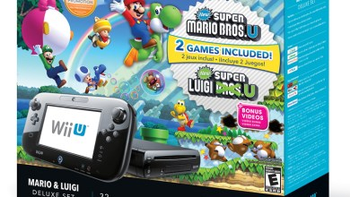 Photo of Novo bundle do Wii U agora com Super Mario!