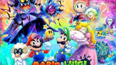 Foto de Impressões   O que dizer de Mario & Luigi: Dream Team?