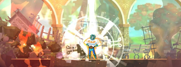 Guacamelee! Super Turbo Championship Edition screen