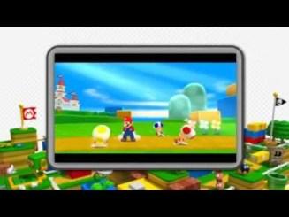 Mario tem um novo aliado, o efeito 3D!