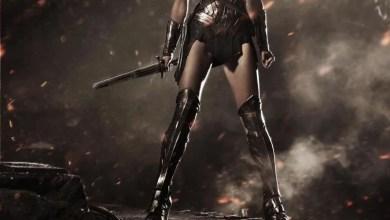 Foto de A Mulher-Maravilha de Batman v Superman: Dawn of Justice!