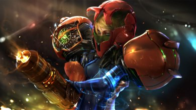 Photo of Wallpaper | Metroid