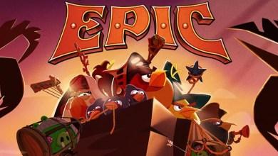 Foto de Opinião após algumas horas de Angry Birds Epic!