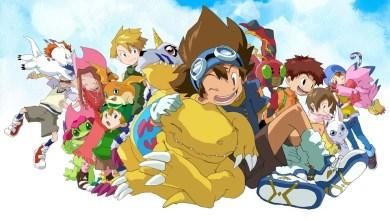 Foto de Um novo Digimon Adventures, com Tai e Agumon, surge para 2015!