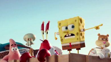 Photo of Bob Esponja no mundo real, essa é a deixa do longa animado para 2015!