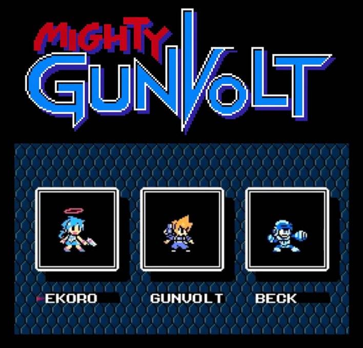 mighty gunvolt