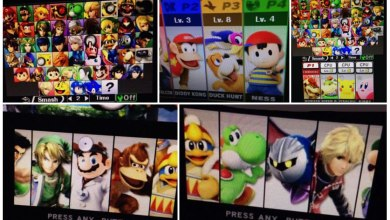Photo of Rumor | Super Smash Bros. Wii U / 3DS vazou telas com personagens não anunciados?