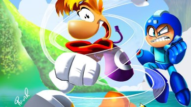 Foto de Fan Art | Smash Bros ficaria mais irado com Rayman? (+3DS Smash Skin) (+Meta Knight)