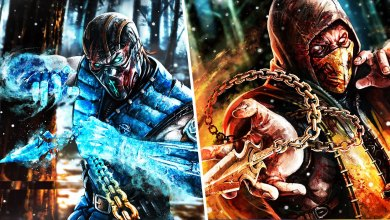 Photo of Variantes e 6 minutos de Mortal Kombat X: Scorpion vs Sub-Zero e Raiden vs Kano!