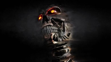 Photo of Wallpaper | T-800 – Terminator