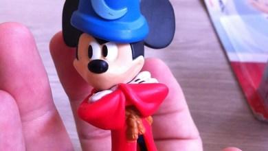 Foto de E esta é a miniatura do Mickey de Disney Infinity!