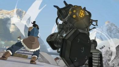 Foto de O game de The Legend of Korra nas mãos da Platinum Games está ficando assim…
