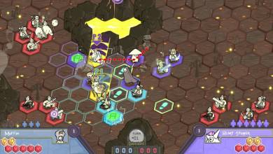 Foto de Game4 da The Behemoth é um estratégia por turnos!