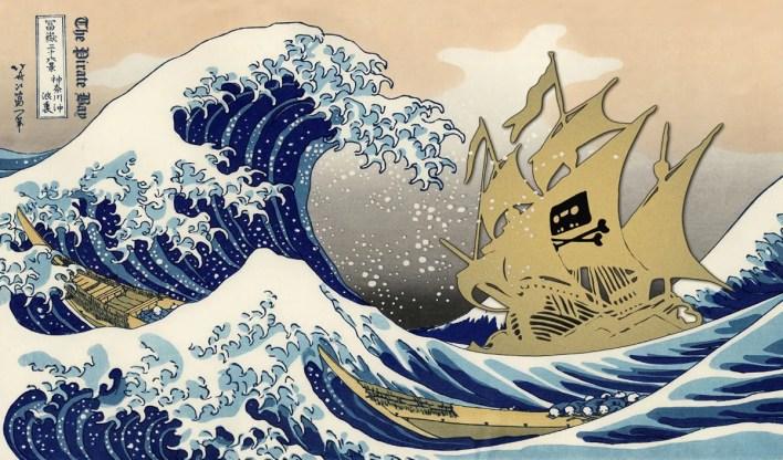 the_pirate_bay_japanese_hokusai