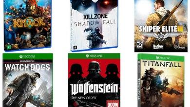 Photo of Oferta | Leve dois games de PS4 ou Xbox One por R$ 199!