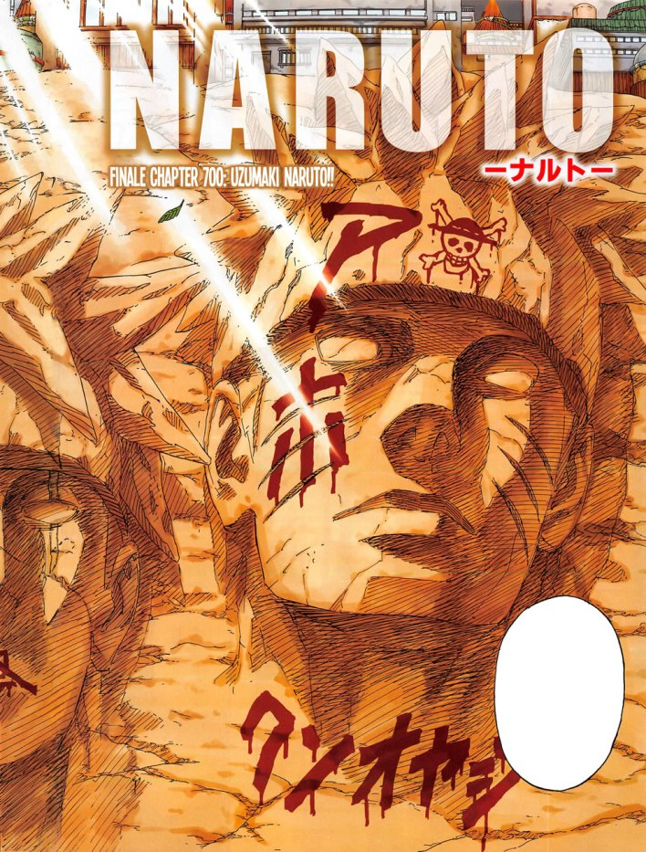 Naruto 700 - Fim Hokage