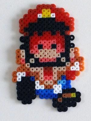 Mario Pixel