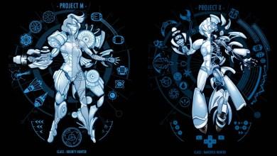Foto de Arte | Desconstruindo Samus's Suit e Mega Man X!