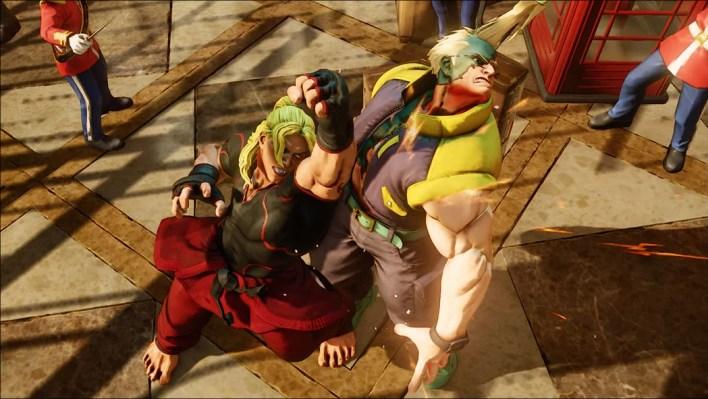 Street Fighter V - Ken 2