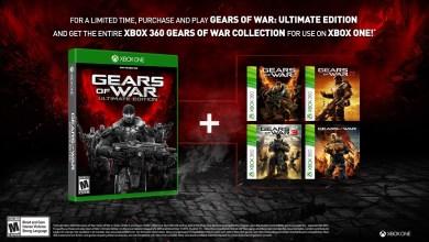 Photo of Gears of War Ultimate dará todos os Gears do Xbox 360 via retrocompatibilidade!