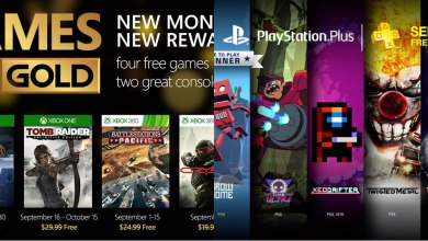 Photo of Gold & Plus | Os games gratuitos de setembro/2015!